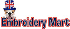 Emb Mart - UK's Largest Supplier of Stock Embroidery Designs